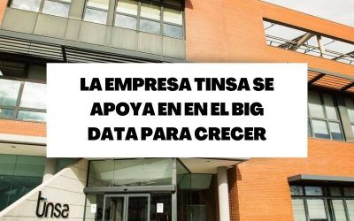 La empresa Tinsa se apoya en en el big data para crecer