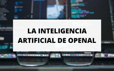 La inteligencia artificial de OpenAI ya puede escribir código a partir de lenguaje natural