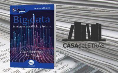 El 'GuíaBurros: Big Data' en Casa de Letras