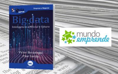 El 'GuíaBurros: Big Data' en la web de Mundo Emprende